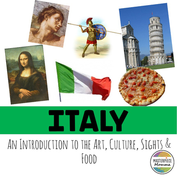 Italy: An Introduction to the Art, Culture, Sights, and Food
