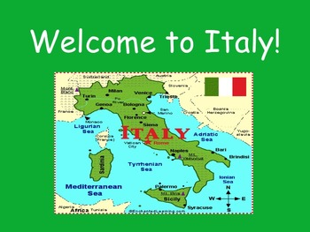 Italy - Celebrations Around the World