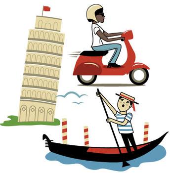 Italy Clip Art