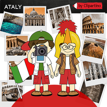 Italy Clipart-Top 15 Tourist Places