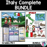 Italy Complete Country Study for Early Readers - Italy Cou
