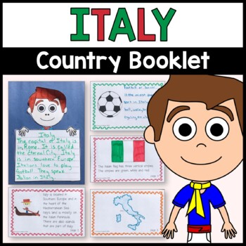 Italy Country Booklet - Italy Country Study - Interactive and Differentiated