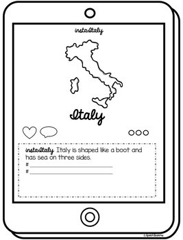 Italy Country Study Booklet