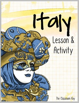 Italy Lesson and Activity