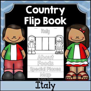 Italy Flip Book