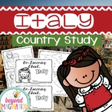 Italy Country Study