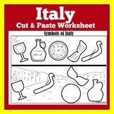 Italy Activity | Worksheet