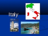 Italy Power Point Presentation