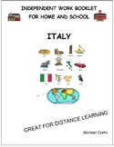 Italy, Social Studies, fighting racism, distance learning, literacy, ESL (#1256)