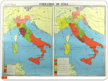 Italy Unification: Mazzini PPT