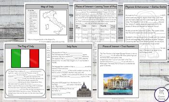 Italy Unit Study