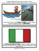 Italy Preschool Homeschool - Week 10 Age 3-4 Complete Year