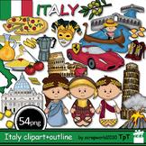 Italy clipart