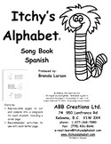 Itchy's Alphabet Song Book - Spanish