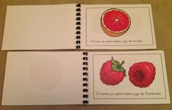 Itchy's Alphabet Spanish Storybooks