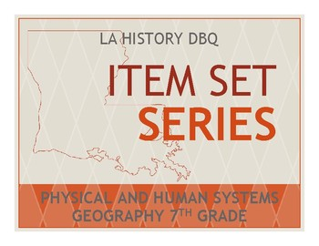 Item Sets - Physical and Humans Systems - Geography