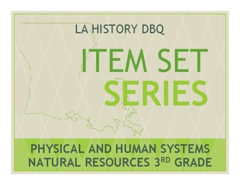 Item Sets - Physical and Natural Systems - Natural Resources