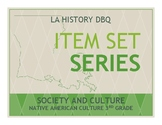Item Sets - Society and Culture - Native Americans