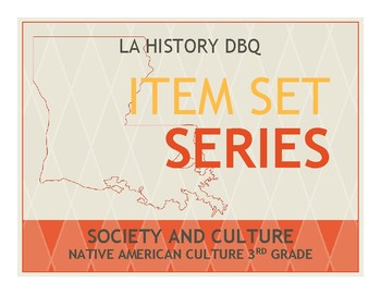 Item Sets - Society and Culture - Native Americans II