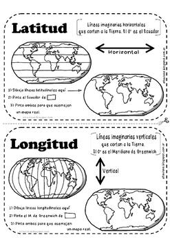 Ítems de Geografía - Geography Full Español