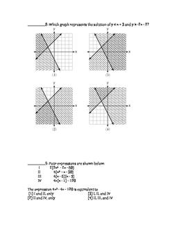 Iterim Exam #3