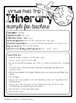 Itinerary Templates for Virtual Field Trips