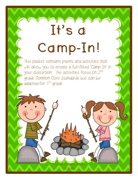 It's A Camp-In! Poetry and More!