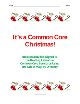 It's A Common Core Christmas!