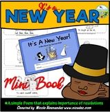 New Years Mini Book
