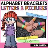 Alphabet Practice Bracelets