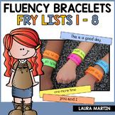 Fluency Bracelets