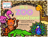 It's A Zoo Around Here - A Literacy and Math Unit for Primary Students