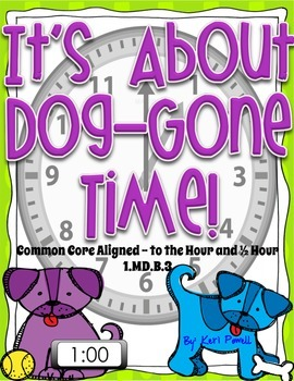 It's About Dog-Gone Time