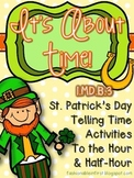 Telling Time - St. Patrick's Day Style