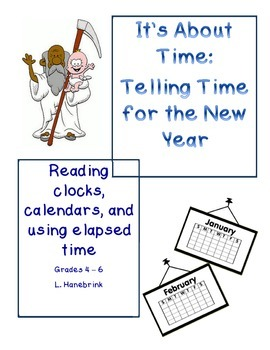 It's About Time - Telling Time for the New Year