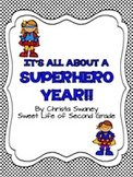 It's All About A Super Hero Year!