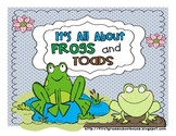 Frog and Toad Literacy Activities