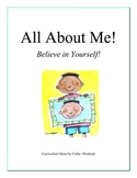 Its All About Me!  Self Concept curriculum