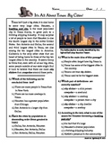 It's All About Texas Set 1 (Good for STAAR Practice)