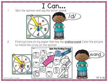 It's All Fun & Games {February Activities for Kindergarten} LITERACY ONLY