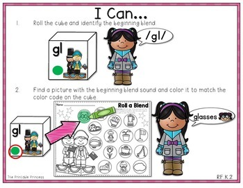 It's All Fun & Games {February Math & Literacy Activities for Kindergarten}