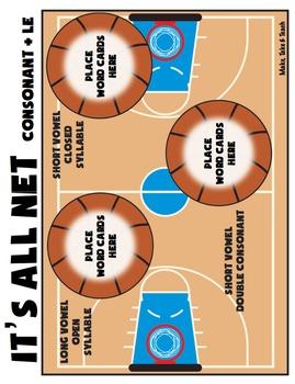 Consonant+le - It's All Net!