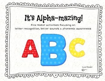 It's Alpha-mazing!!