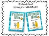 It's Beach Time! Math & Literacy Centers