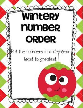 It's Beginning to Look a Lot Like Christmas math centers