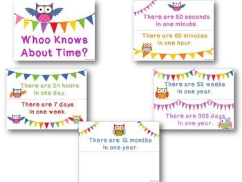 It's CALENDAR Time! - OWLS
