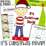 It's Christmas, David! Activities for K-2nd Grade, Christmas Writing