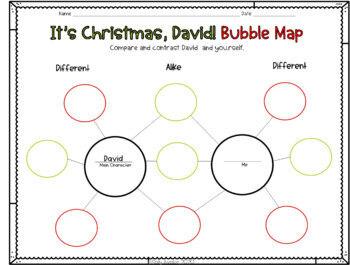 It's Christmas, David! Christmas Activities, Christmas Writing