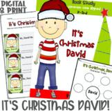 It's Christmas, David! Christmas Activities, Christmas Wri