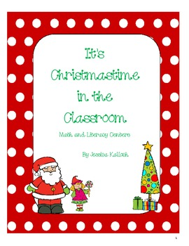 It's Christmastime in the Classroom